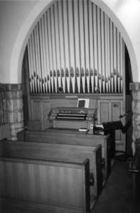 The Organ at Good Shepherd