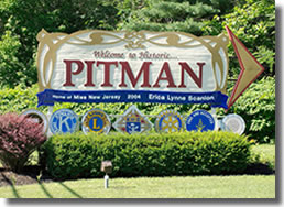 Welcome to Pitman Sign