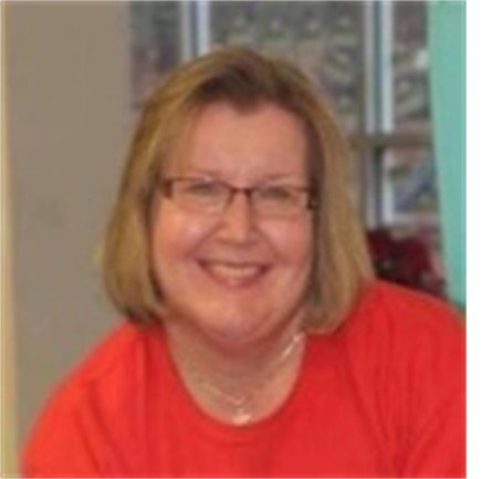 Parish Administrator, April Mae Rugletic